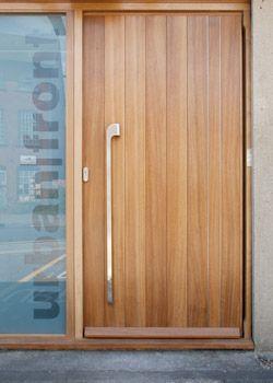 Urban Front - Contemporary front doors UK | designs e-range