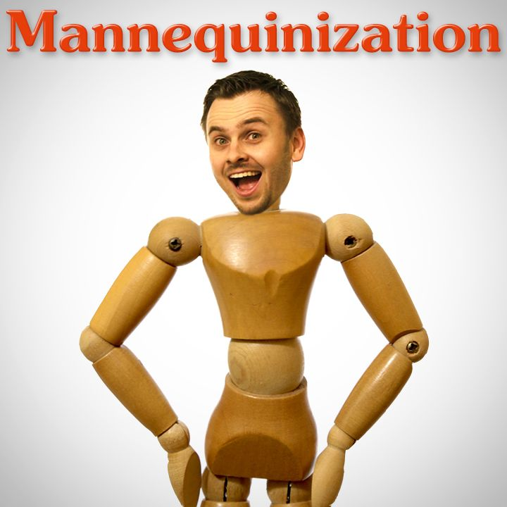 Mannequinization – Structure of the Human Body