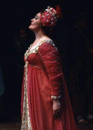 Role: Lakmé, a priestess Singer: Dame Joan Sutherland Opera: Lakmé (Léo Delibes)