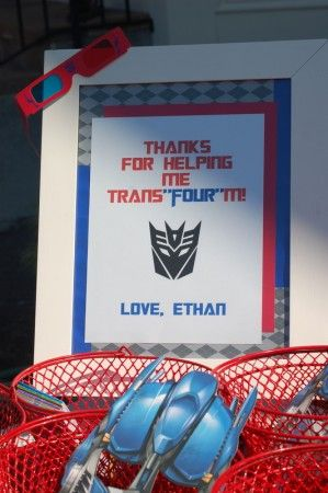 """Thanks for helping me trans""four""m!!!--turning 4"