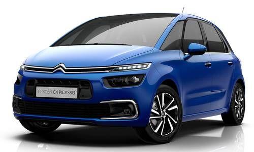 #Citroën #C4Picasso.  Il monovolume compatto dagli interni spaziosi e modulabili.