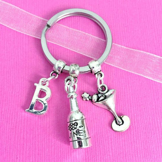 Engraved personalised metal snake charm in velvet gift pouch BR675