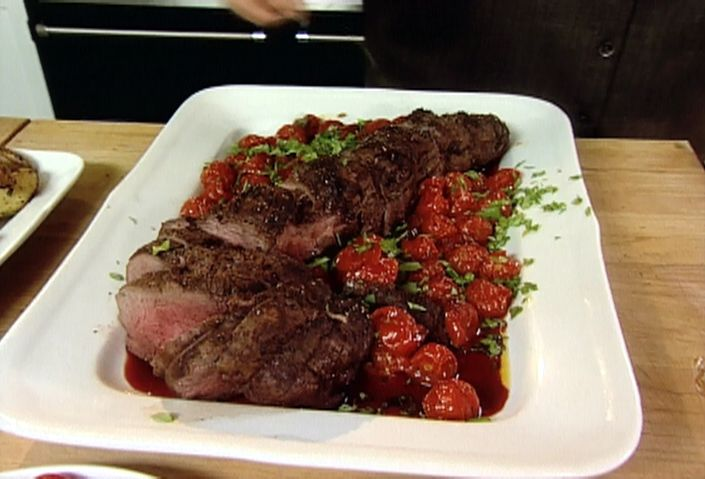 Another excellent recipe from Ina. Have made it so many times and it always come out great. Fillet of Beef from FoodNetwork.com