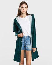 Rains Curve Jacket 1206 – Jakker og overtøj – Grøn