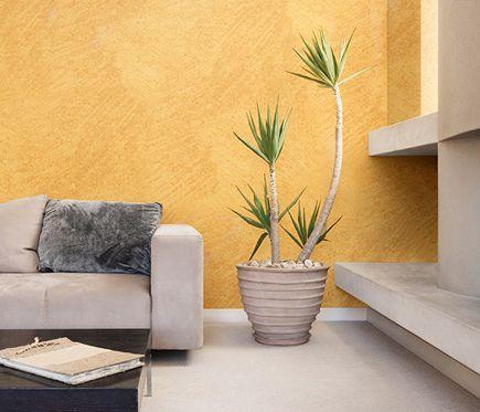 Alp efecto arena naranja suave pintura pinterest - Colores pintura pared ...