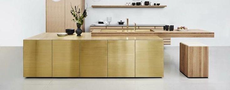 Luxusküchen die Küchen der Form 45Serie des dänischen