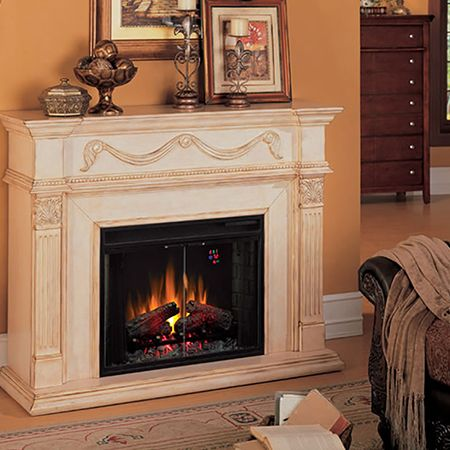 50 best attic fireplaces images on pinterest electric Wood Fireplace Mantels Fireplace Mantel Ideas