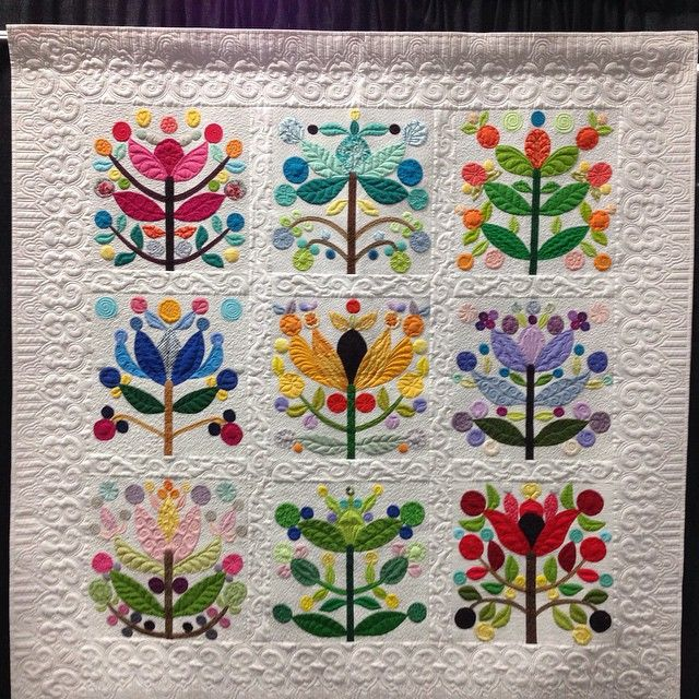 """Bucket List"" by Ginny Robinson at #Quiltfest NJ #quilting #quilt #art"