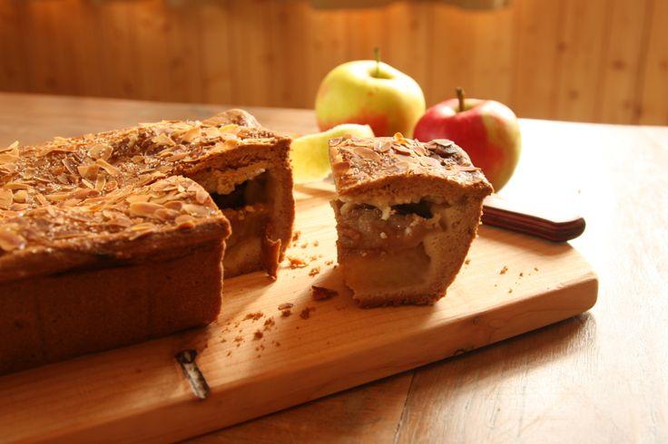 Ambachtelijke appeltaart van Miss Appelpie