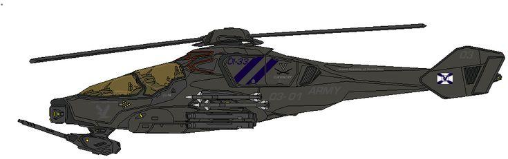 SAH-33A OI-33A Svyatogor AH by AC710N87 on DeviantArt