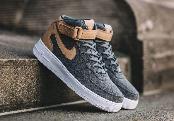 Nike Air Force One News - EU Kicks: Sneaker Magazine | Chaussure ...