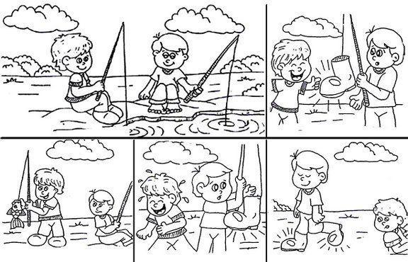 kalastustarina