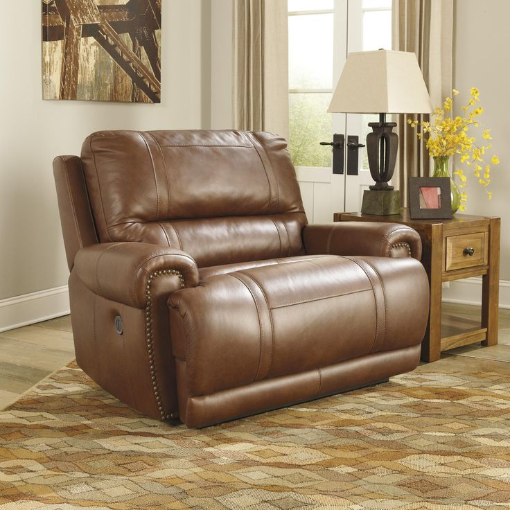 Paron - Vintage Zero Wall Power Wide Recliner by Signature Design by Ashley & 49 best Recliners images on Pinterest | Recliners Living room ... islam-shia.org
