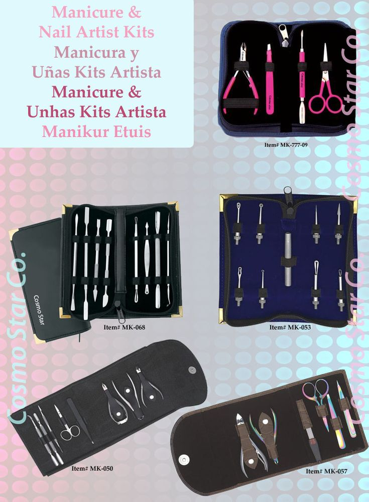 Make up tool kits