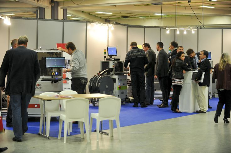 Thank you folks! We received a lot of visits at the ESU Tech Forum in Strasburg! Thank you! Following our tradition of of continuous research and innovation, we brought to Strasbourg the latest developments of our machines. IdeA, EcologicA and Rotax Plus were available in production conditions to all visitors who want to have a close look and try them. In addition, we introduced our latest new solutions: Milla and Revolver! Have a look at them on our website!