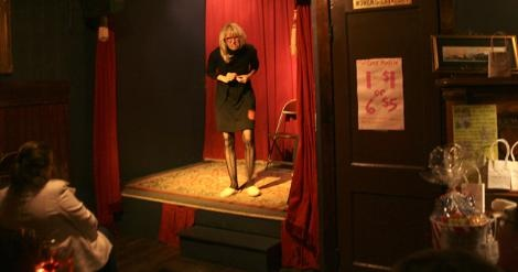 Photos of the Vagina Monologues at Nick's Bar in Worcester: Photo