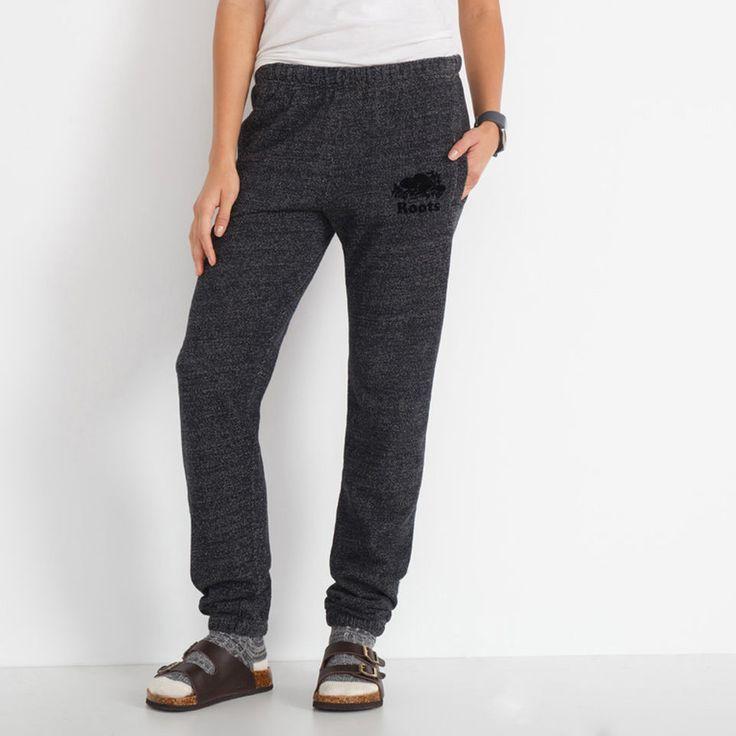 Black Pepper Roots Sweatpants size small.  Original fit