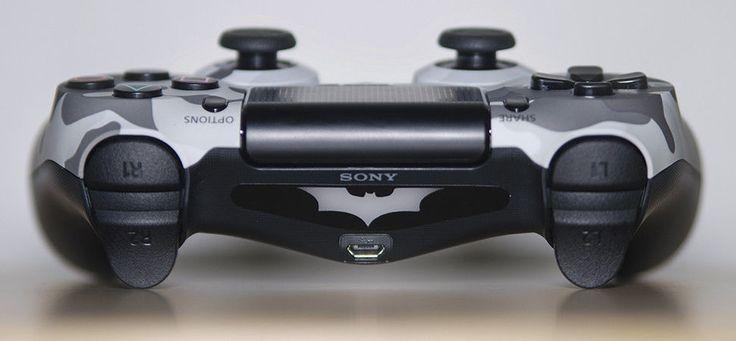 Batman PS4 3 Lightbar decals for your Sony Dualshock 4 Controller  #Oracal