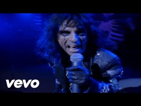 Alice Cooper - Feed My Frankenstein - YouTube