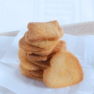 koekjes,  suiker door ahornsiroop vervangen voor suikervrij