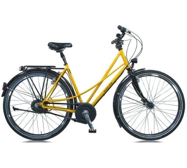 Utopia Möwe - Rohloff Speedhub (Modell 2012) Test Stahlrahmen-Fahrrad