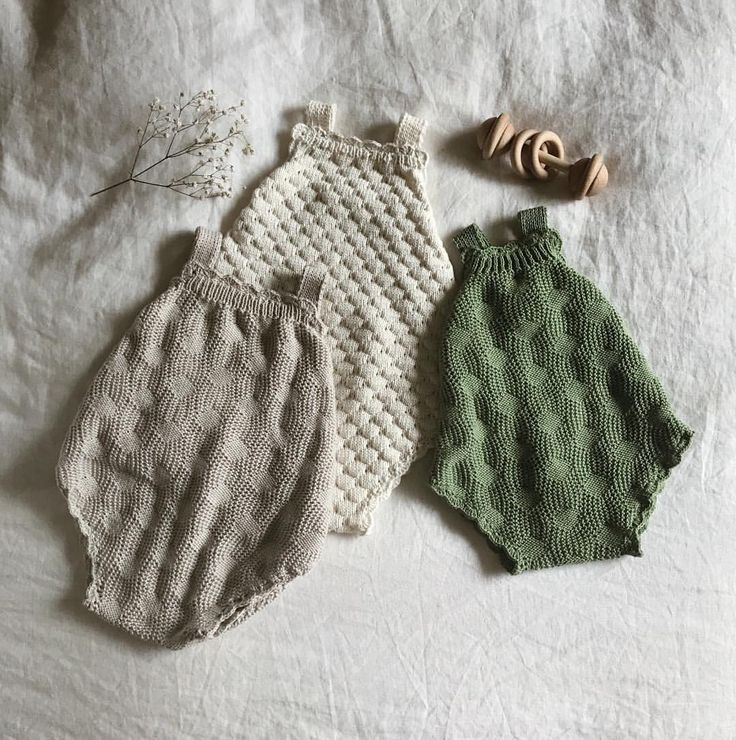 "592 Likes, 56 Comments - Hank Knitwear (@hank_knitwear) on Instagram: ""A couple of rompers on their way off to their new homes ♡ All these designs are custom made to…"""