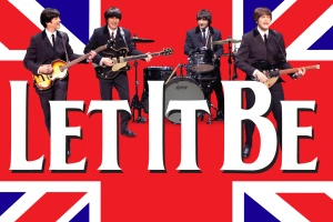 Let It Be The Musical logo - low res