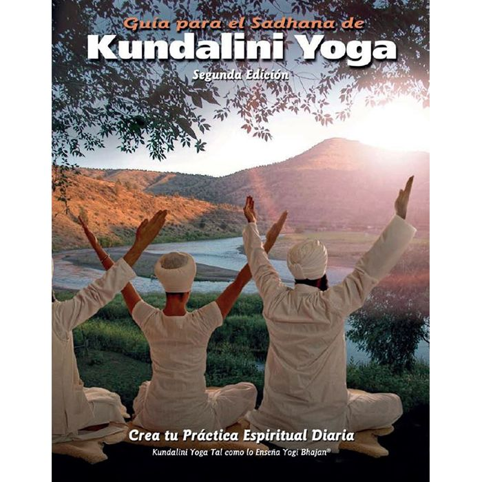 ¿Practicas Sadhana o quieres comenzar?, este es el libro que necesitas. Guía para el Sadhana de Kundalini Yoga https://www.comunidadkundalini.com/tienda-de-yoga/ebooks/manual-de-sadhana/