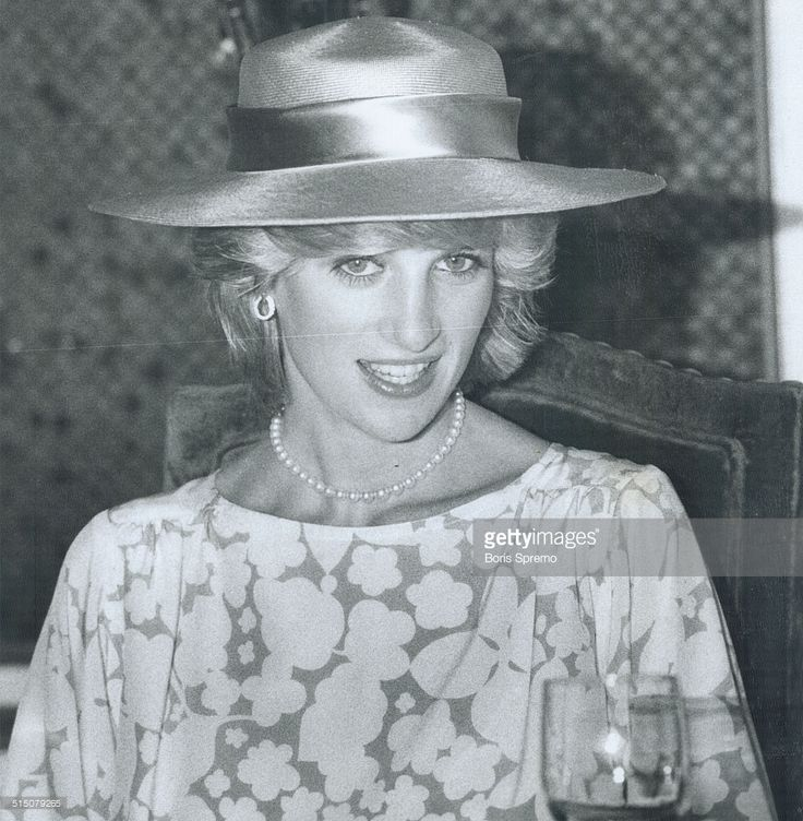 News Photo : Royal Tours - Prince Charles and Princess Diana