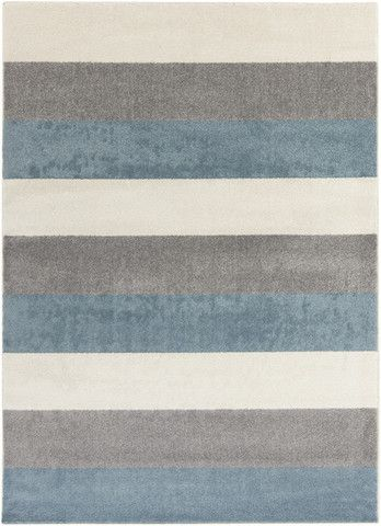 Horizon Slate Blue Grey Cream Rug Design By Surya Striped Burkedecor Out Pinterest Rugs Area And 8x10