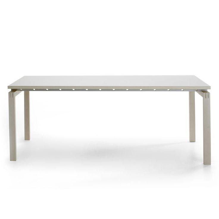 Strand + Hvass spisebord - Straight SH700 - Carl Hansen & Søn - Carl Hansen & Søn - Available in Ash??