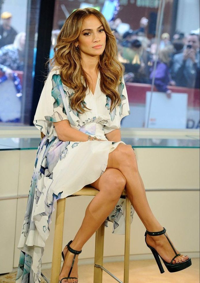 Jennifer Lopez parle de ses chaussures Obsession - Fashion Style Mag