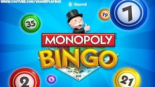 MONOPOLY Bingo! (By Storm8 Studios) iOS / Android Gameplay Video