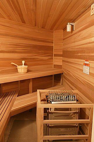 Finish Sauna_Had one back at the New England....so do miss it.