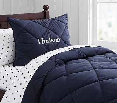 Cozy Comforter & Sham #pbkids