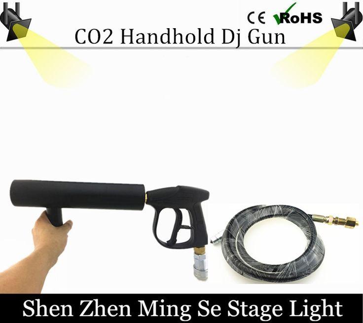 147.25$  Watch here - http://aliaqw.worldwells.pw/go.php?t=32762629097 - Cheap Price Handhold Co2 Gun DJ Lights 3Meter Hose CO2 Jet Machine DMX Stage Effect Machine Shoot Distance 5-6Meter 147.25$