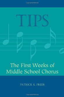 Whether you're new to working with middle school choirs or seeking advice on improving your effectiveness, you'll appreciate the useful hands-on strategies in The First Weeks of Middle School Chorus. Implement Freer's specific, ready-to-use tips immediately in your rehearsals. He reminds you of things you've forgotten, prompts you to reframe what you already do, and encourages you to try new approaches. Organized in lists for easy reference, the book takes you through the first weeks of…