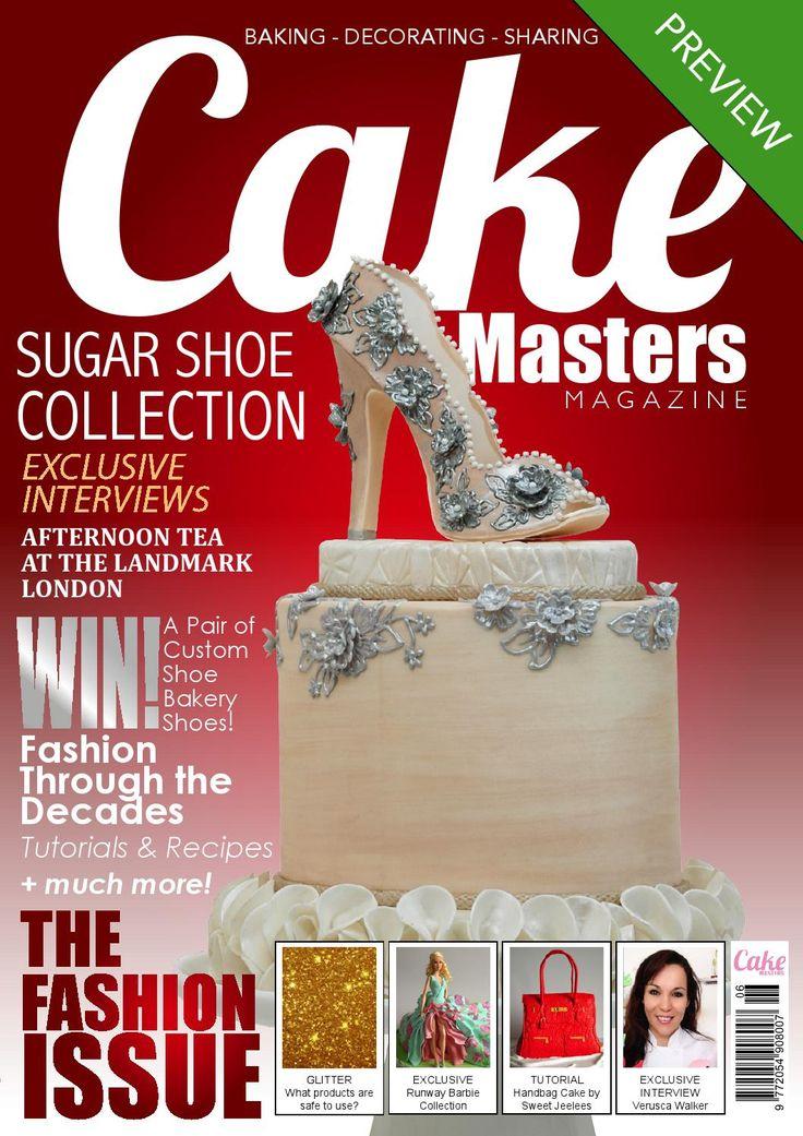 Cake Masters Magazine - June 2014