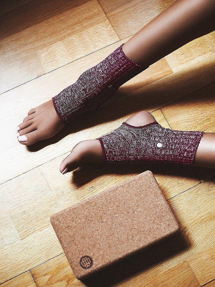 Free People Yoga Sock.