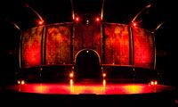 Set design of Dralion show   Dralion   Cirque du Soleil
