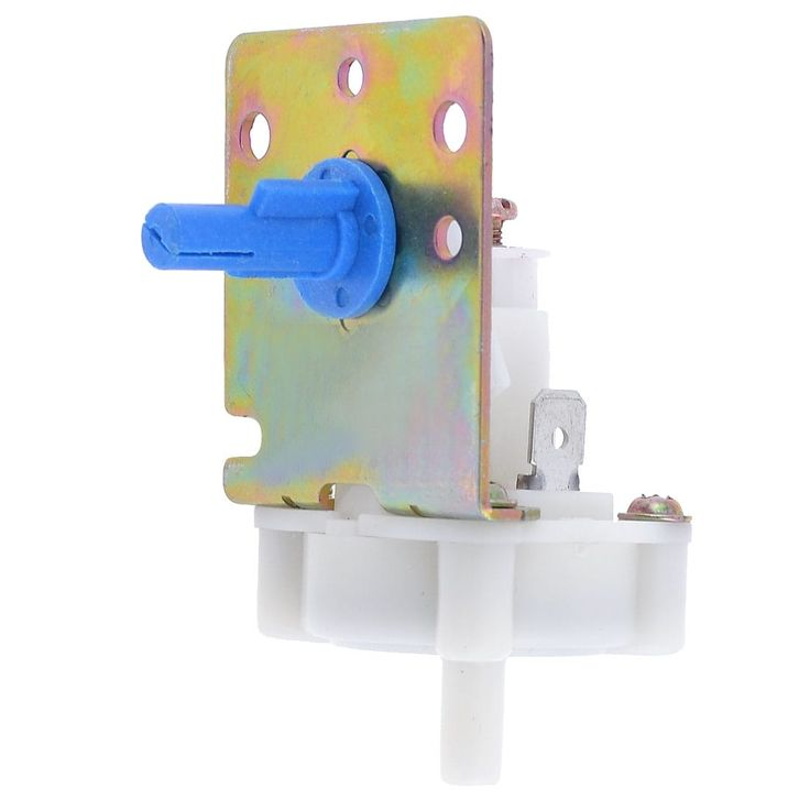 Unique Bargains Round Base Water Level Sensor 6 Positions Switch for Washing Machine