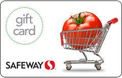 Useful gift cards, like Safeway, Trader Joe's, Target, Walgreens, Michaels, etc.