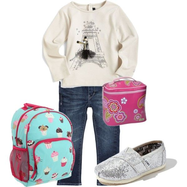 Back To School Fashion for little girls