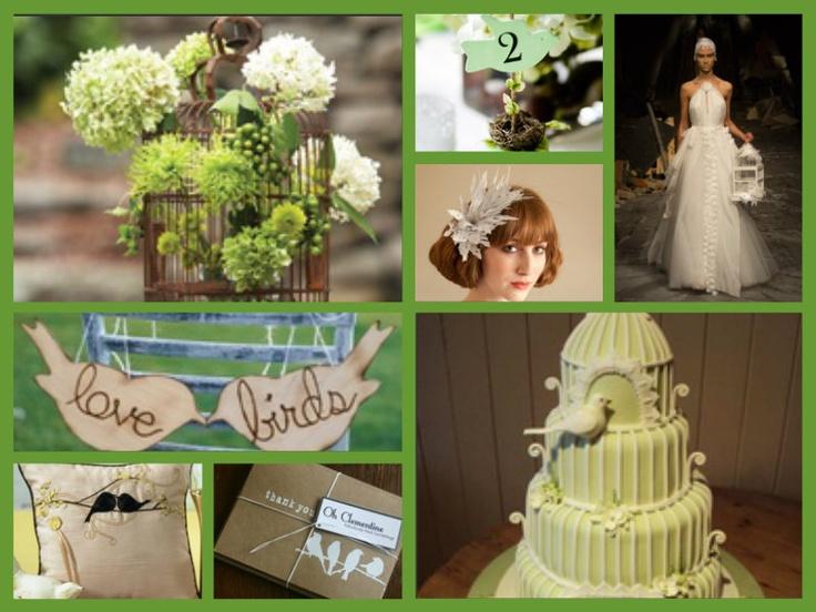 Bird Theme Wedding Pictures 90