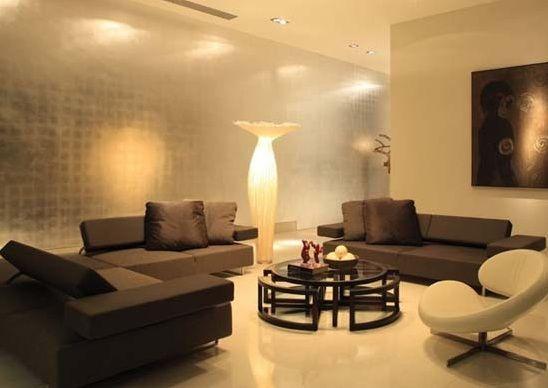 Modern Living Room Lighting Inspiring Stylish Light Decor With Furniture