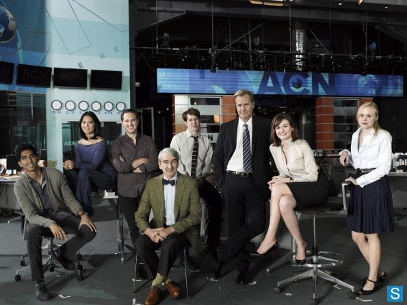 Photos - The Newsroom - Season 1 - Cast Promotional Photos - newsroom15