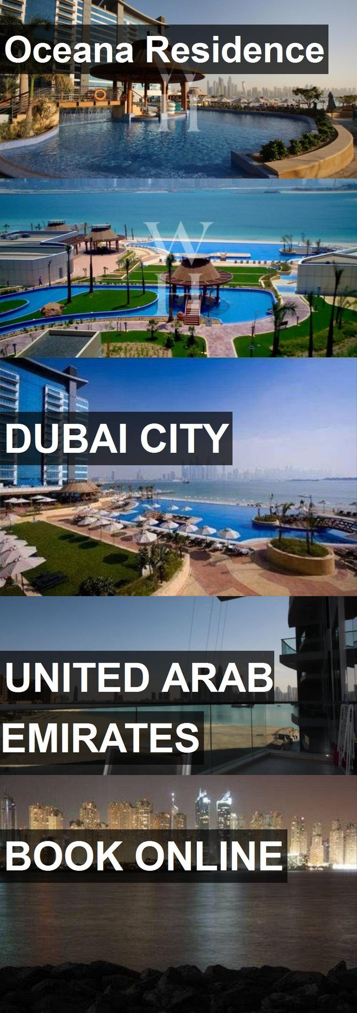 Hotel Oceana Residence in Dubai City, United Arab Emirates. For more information, photos, reviews and best prices please follow the link. #UnitedArabEmirates #DubaiCity #hotel #travel #vacation
