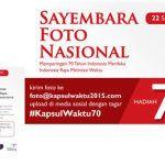 """Sayembara Foto Nasional """"Optimis Menatap Masa Depan Indonesia"""" (Deadline: 31 Desember 2015)"""
