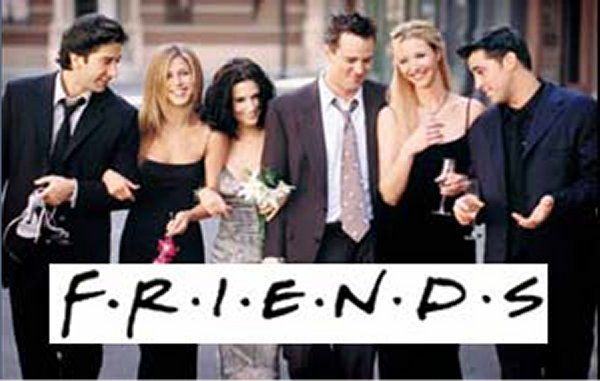 The best TV show ever: Friends