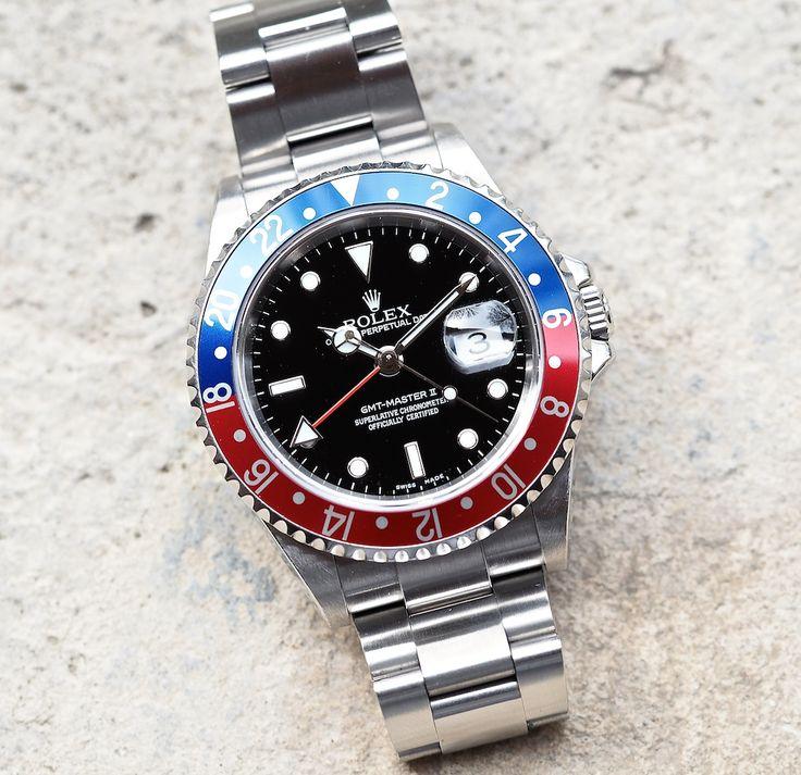 #TBT - Rolex GMT-Master II 16710